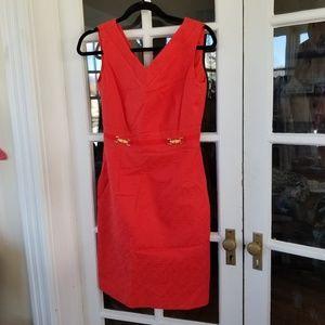 🆕️Tahari - Beautiful Coral Dress